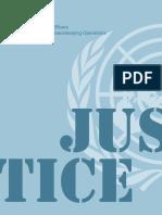 Judicial Affiairs Handbook UN DPKO