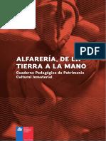 Cuaderno Pedagogico Alfareria