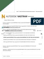 Nastran Contact Parameters