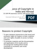 CII-DIPP IPR Awaireness Seminar 28th January 2009