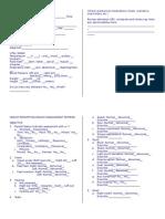 n Gordon s Functional Health Pattern Assessment Tool
