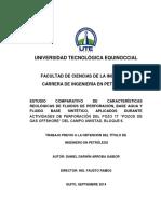 Campo Amistad - UTE.