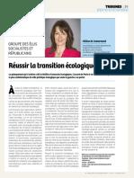 Tribune Hélène de Comarmond Février 2017