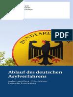 BAMF - Ablauf Des Deutschen Asylverfahrens