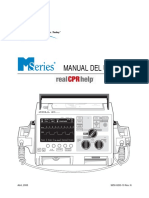 Zoll M-Series Defibrillator - User Manual (Es)