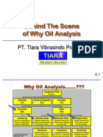 Behind the Scene of Why Need Oil Analysis