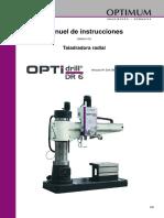 Opti Drill DR6