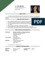 Ms.nazareth.resume