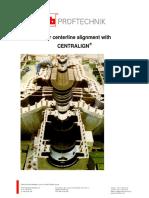 Centralign Presentation