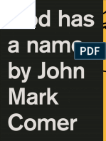 God Has a Name Sample