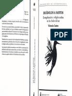 De Idolos a Santos Victoria Castro