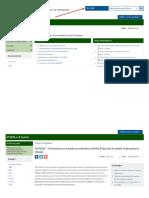 Instrucciones Para Navegar en La Página Web ATSDR