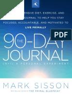 90 Day Journal Digital