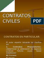 Presentacion Sobre Libro 5 Contratos Derecho Civil IV Segunda Parte Libro V