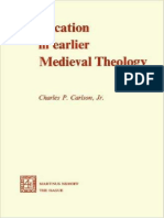 Justification in the Earlier Medieval Theology-Charles P. Carlson Jr.