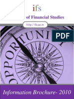 IFS Information Brochure