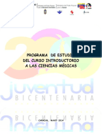 1. Programa General de Estudio x Premedico 2014 (21-06-)