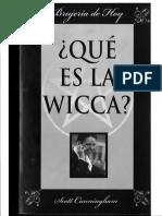 Cunningham Scott - Que es la Wicca.pdf
