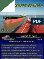 Introdução e Manobra Da Embarcação