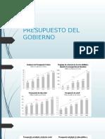 Presupuesto Del Gobierno