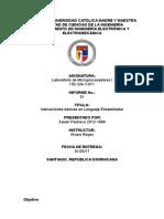 Práctica No. 1 2012-1888