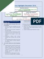 December Revenue Press Brief