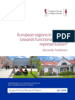 European regions in Brussels towards functional interest representation.pdf