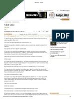 Mint Quiz - Livemint...pdf