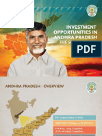 Infrastructure Investment Opportunities in Andhra Pradesh