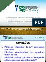 04 - Componente Agricultura Em Sistema ILPF