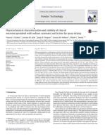 Caracterizacion Fisicoaquimica y Estabiildad Del Aceite de Chia Microencapsulado