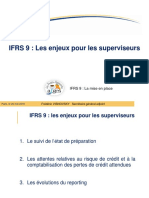 enjeux-superviseurs ifrs 9
