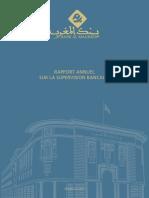 Rapport Annuel Sur La Supervision Bancaire