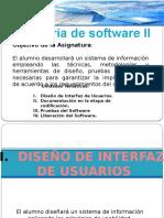 I. Interfaz de Usuarios