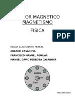 Fisica Motor Magnetico
