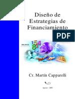 Diseño de Estrategias de Financiamiento