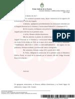 El juez Lijo reactivó la denuncia de Nisman