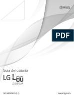 Manual LG L80
