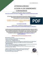 Aterosclerosis Introduccion a Sindromes Coronarios Dr Veller