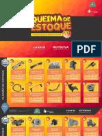Queima de Estoque - Catálogo de Peças