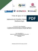 Notas apoyo curso Modelos Matematicos en Epidemiología.pdf