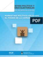 Cuadernillo INCaP - Marketing Politico Aplicado (1)