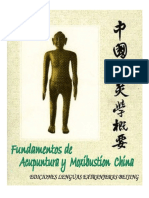 Acupuntura y Moxibustion
