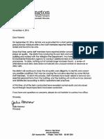Letter to Parents 11.04