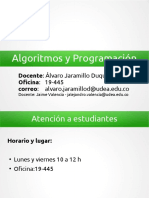 PresentacionAyP20171 Alvaro