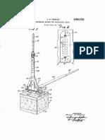 Centering Device - (Battens) US2883752