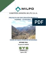 Compañia minera Milpo