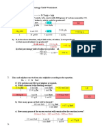 Limiting Reagents and Percentage Yield Worksheet answers.doc