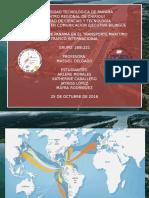Importancia de Panamá en El Transporte Marítimo