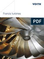 t3369 Francis Turbine Screen
